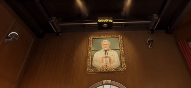 KFC video-based employee training