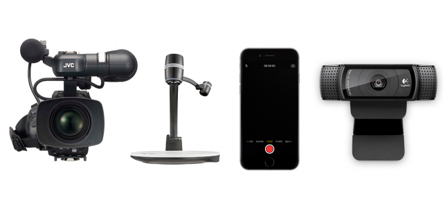 Video recording equipment for lecture capture