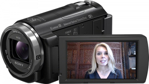 Camcorders for lecture capture