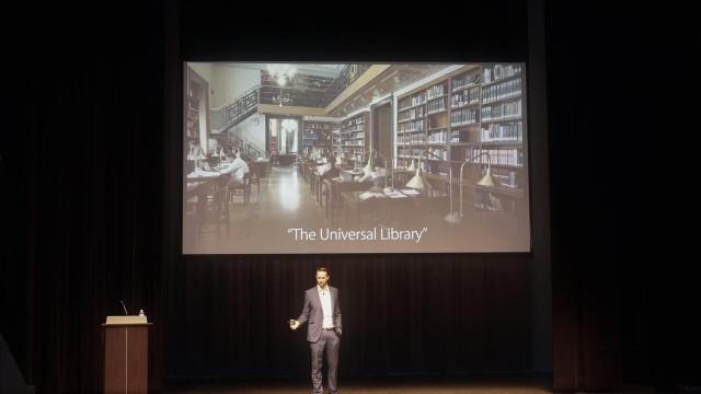 The value of recording student presentations - Rob Peregoodoff