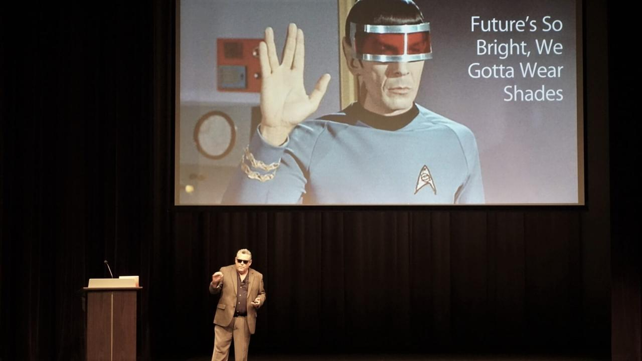L'avenir de la vidéo - présenté par Alan Greenberg