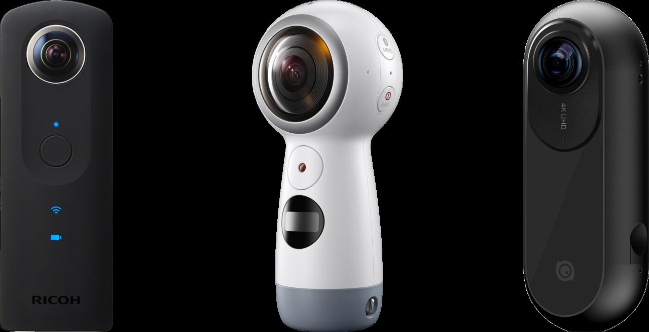 Panopto's 3D camera integration option
