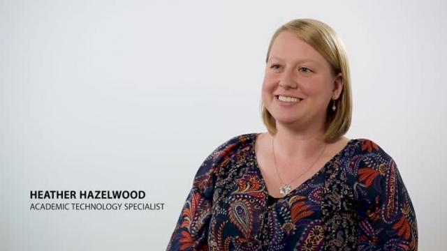 Panopto Customer Testimonial: Heather Hazelwood, Butler University