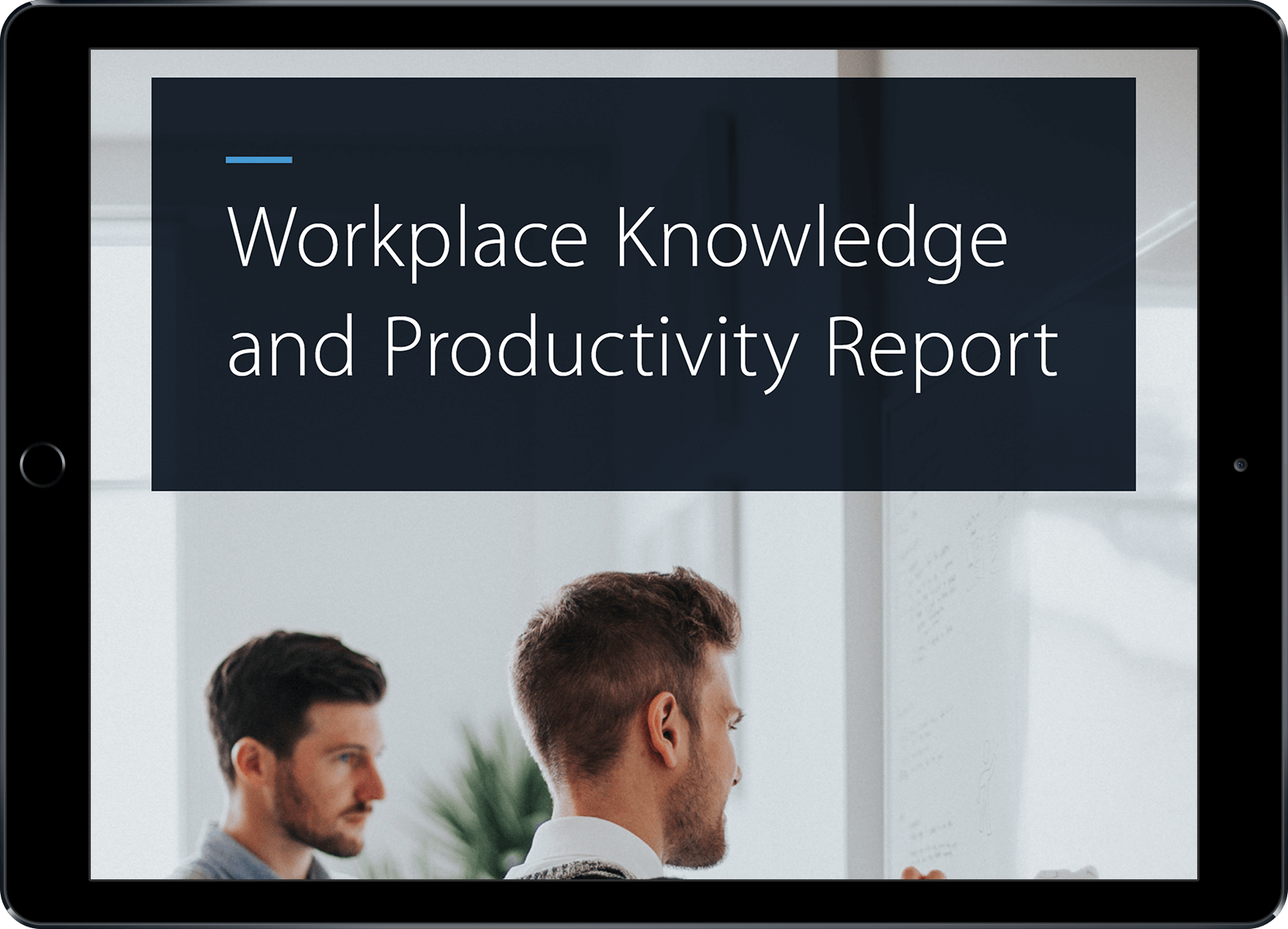 Download the Workplace Knowledge and Productivity Report