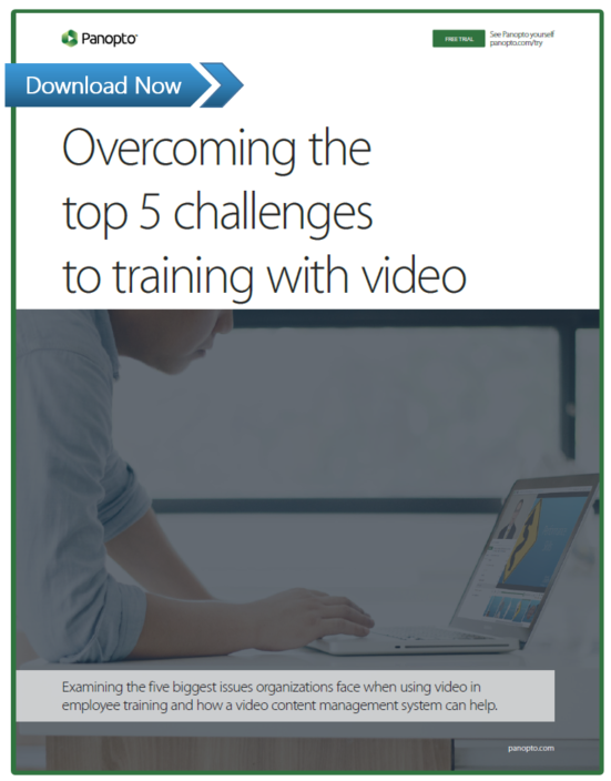 5 Challenges To Training With Video