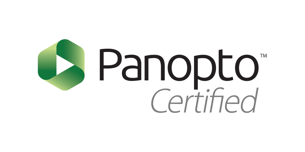 Panopto Certified video capture hardware