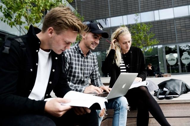 Copehagen Business School students