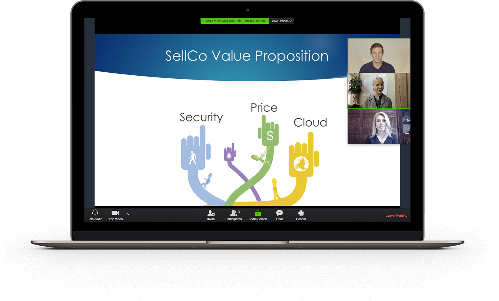 best practices for more effective sales presentation videos