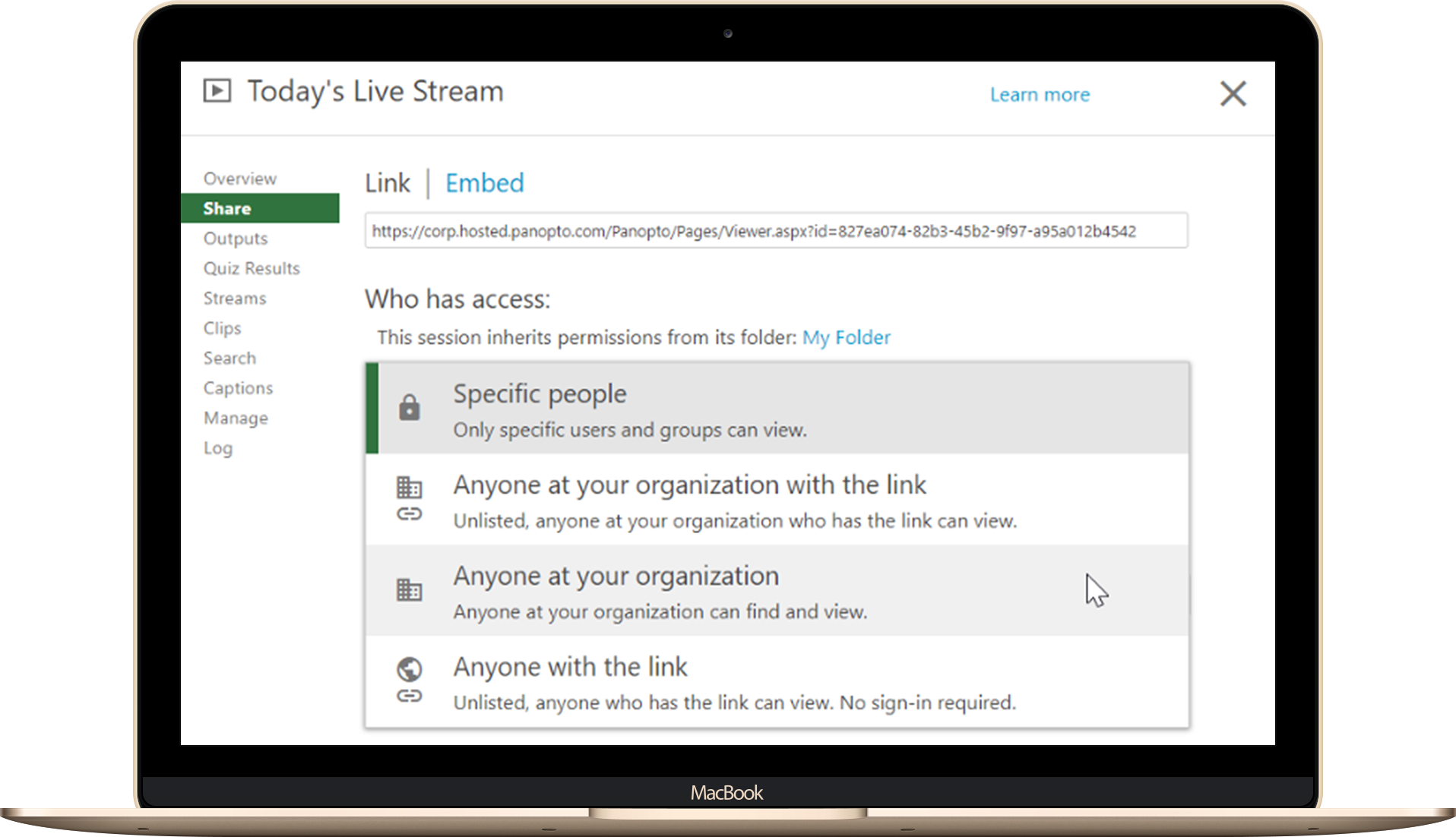 Live Streaming Options For Businesses: From Public to