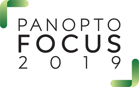 Panopto Focus - North American User Conference