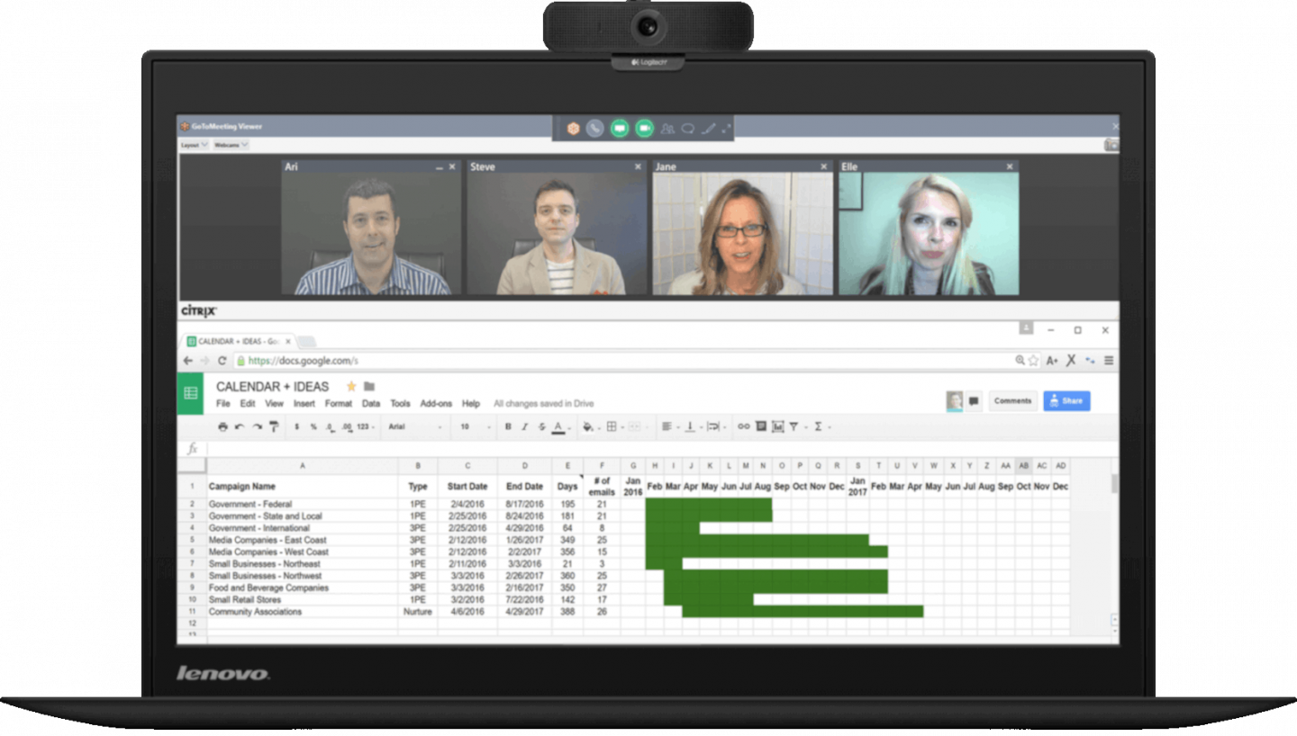 Panopto's enterprise video platform allows in-video search to quickly navigate to relevant content inside meetings