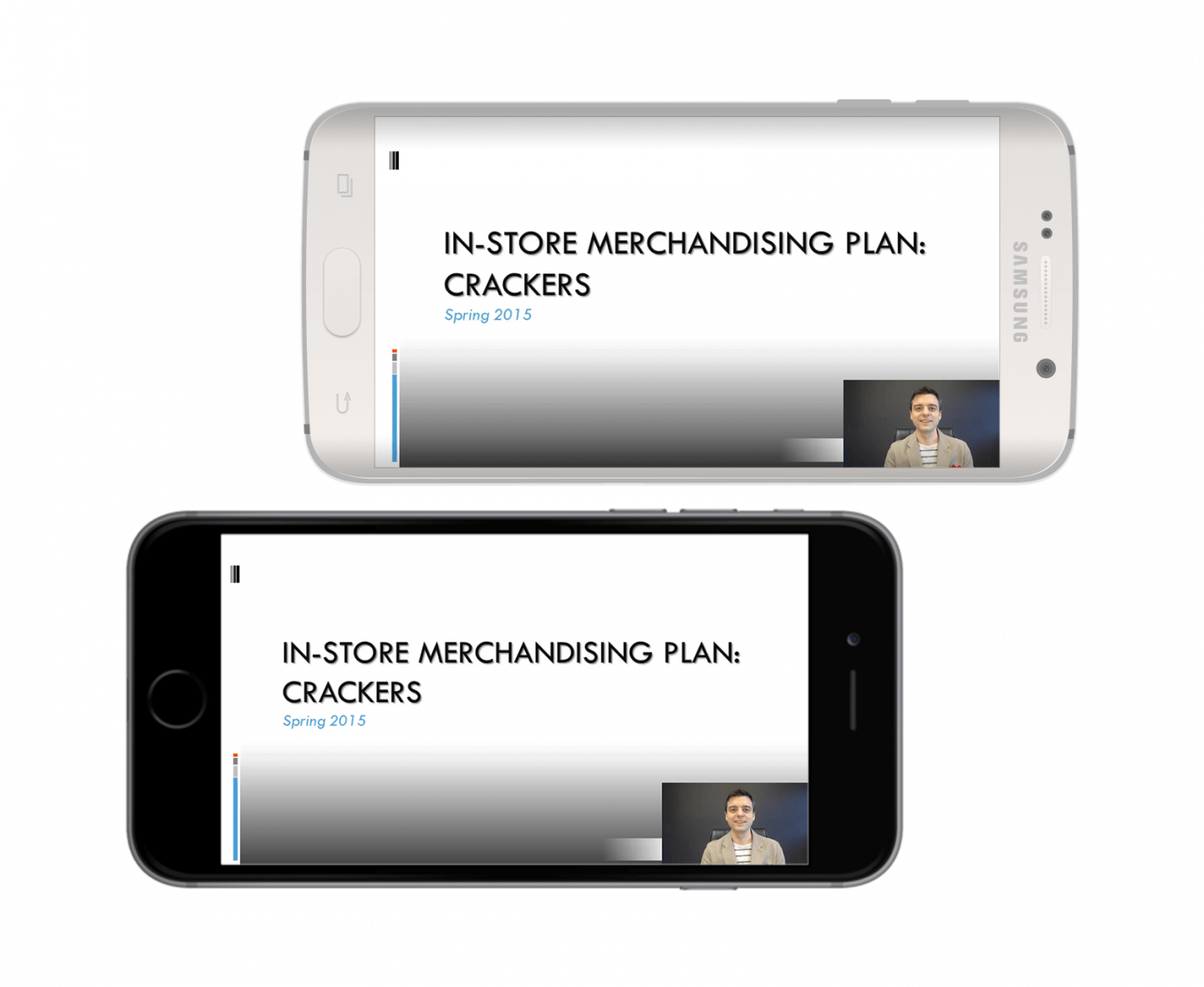 Panopto offers native mobile apps for both Android and IOS