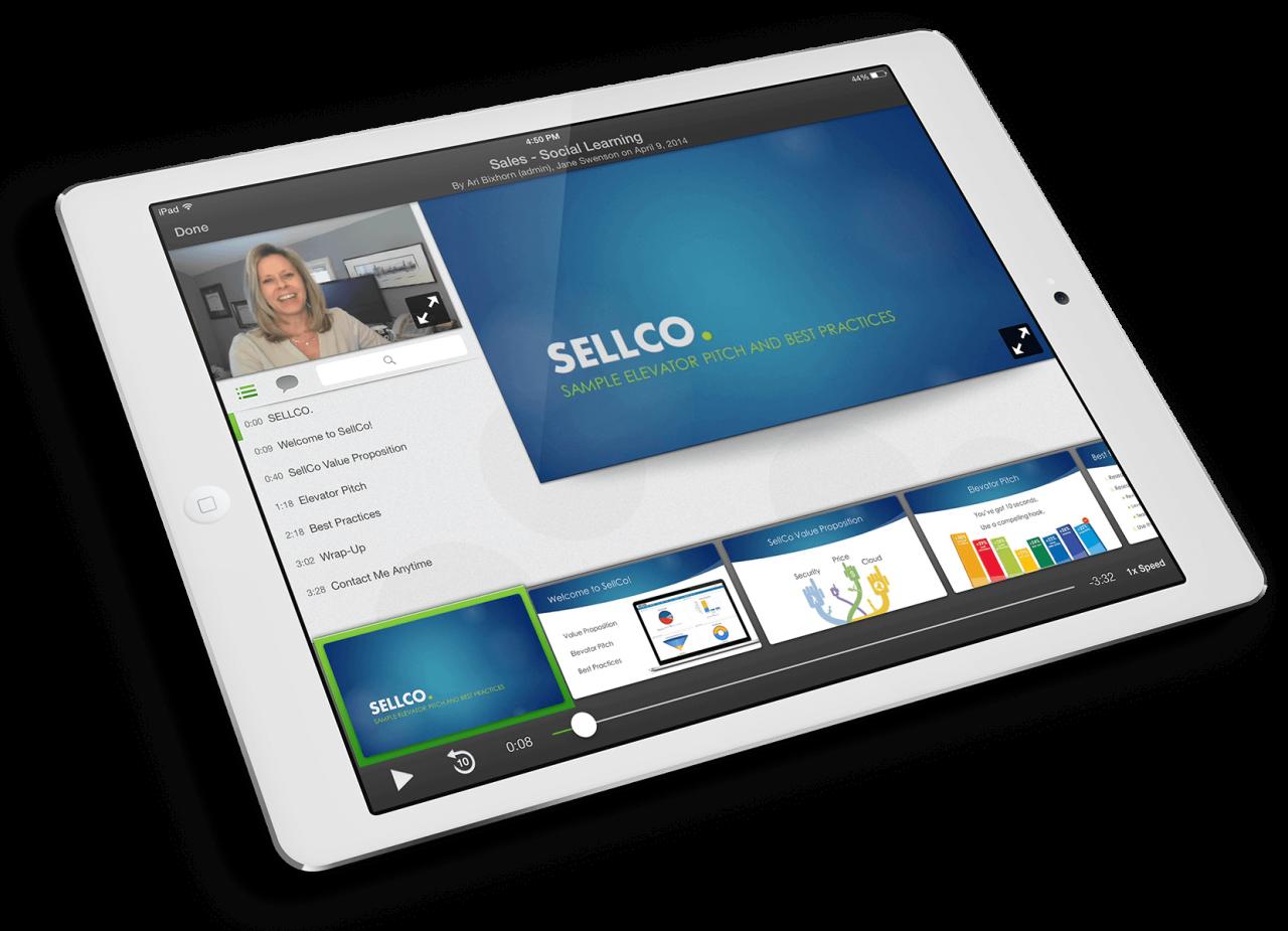 Interactive HTML5 HD Video Player - Panopto Video Platform