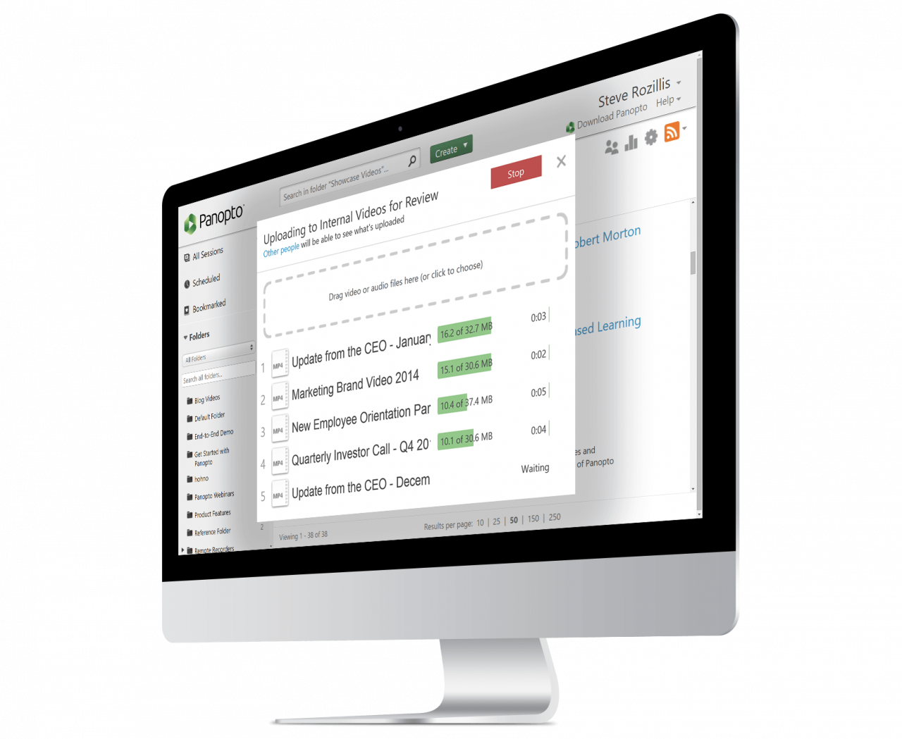 Automatic Video Transcoding - Panopto Video Platform