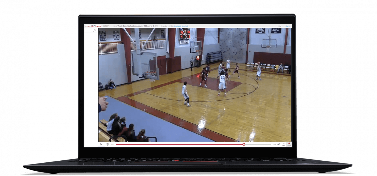 Panopto's campus video platform is a flexible tool for training, coaching, or live streaming athletics