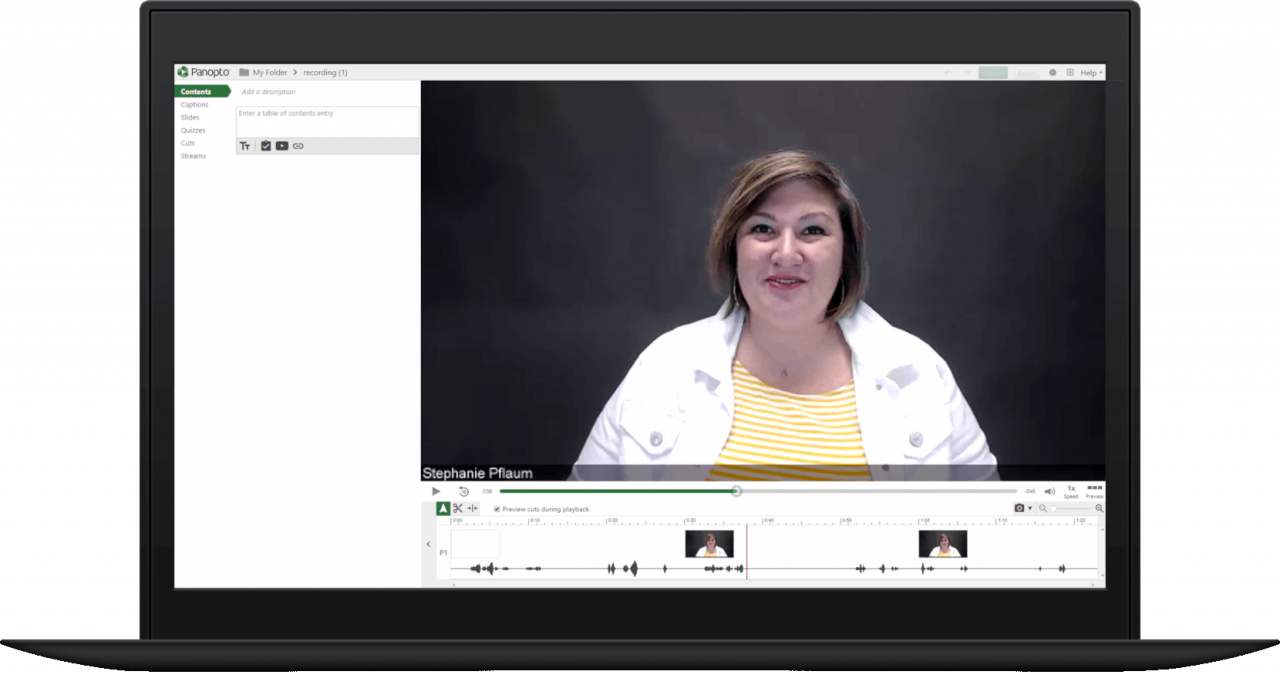 Manage, Search, & Share Zoom Conference Recordings With Panopto