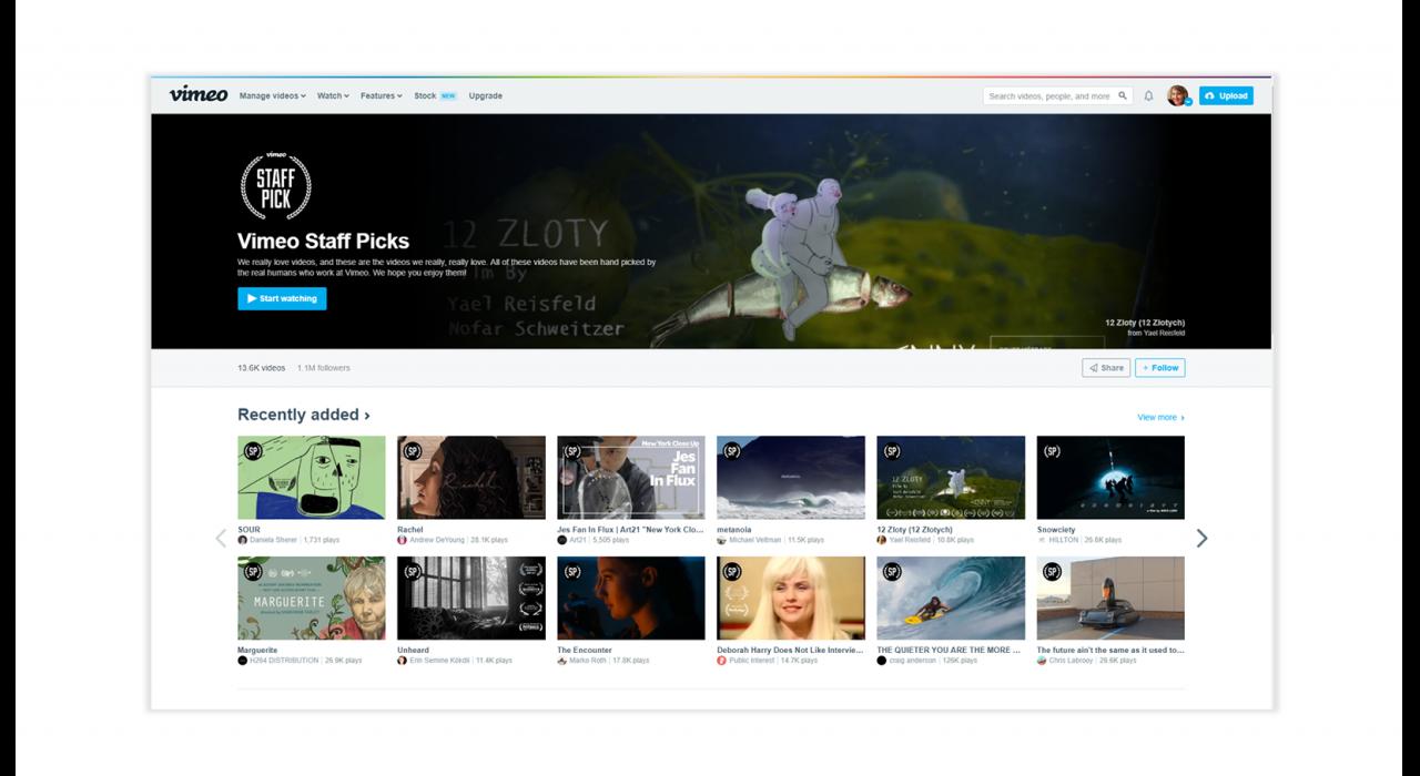 Vimeo - Video Platform