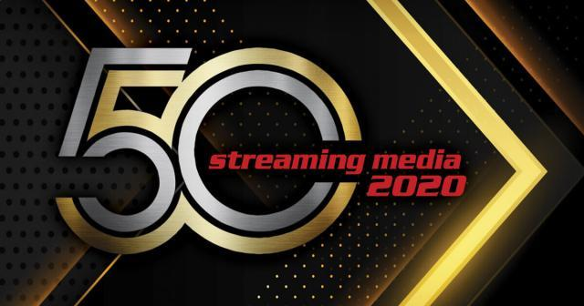 2020 Streaming Media Top 50