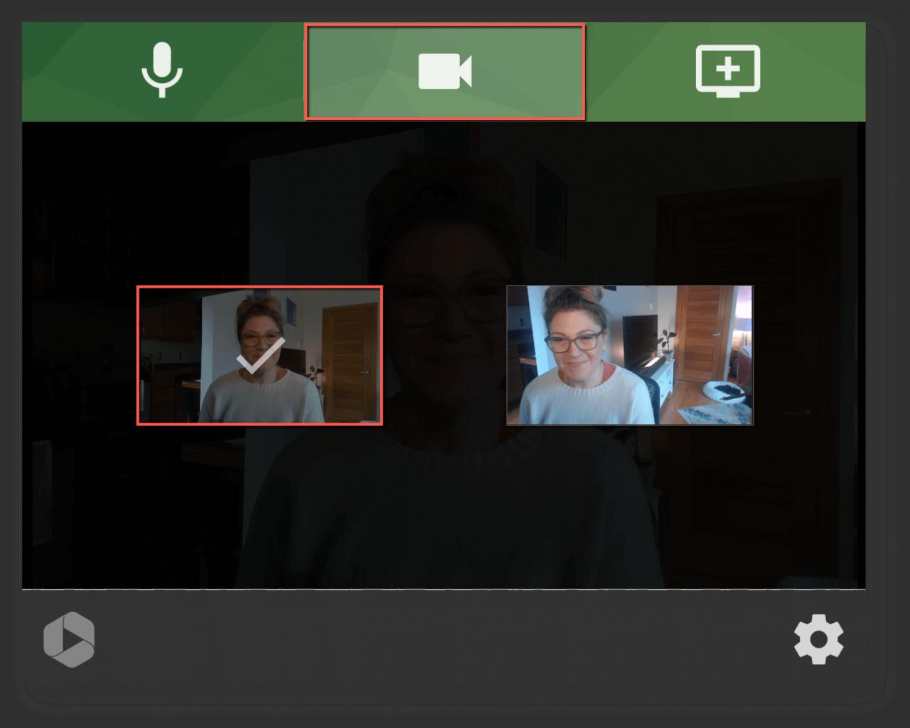 手順 1:オンライン会議またはビデオ会議を記録する