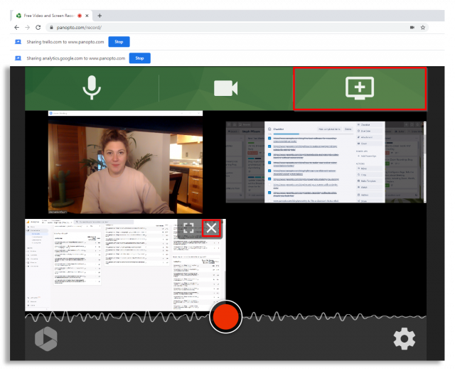 Record multi-camera videos for your flipped classroom