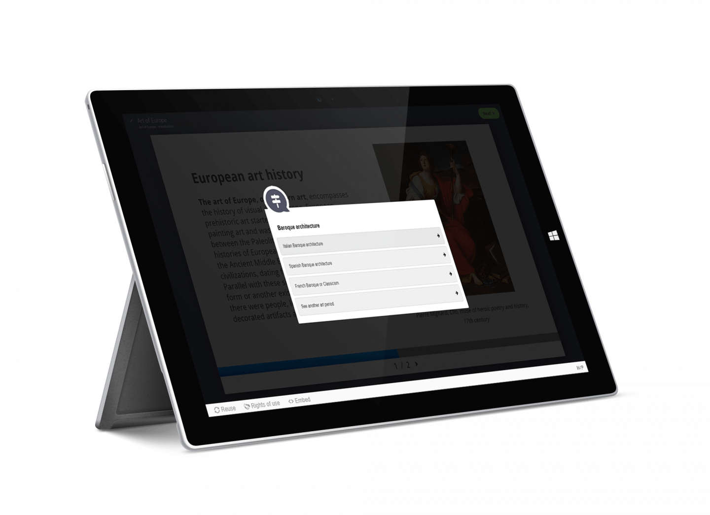 Create and share interactive videos with Panopto and H5P